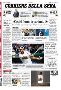 Corriere della Sera - 19 Luglio 2021