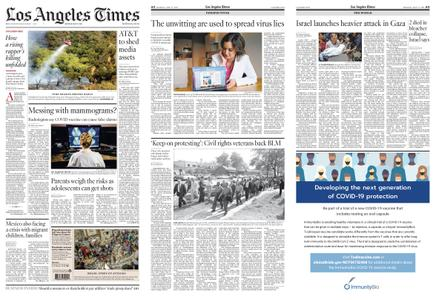 Los Angeles Times – May 17, 2021