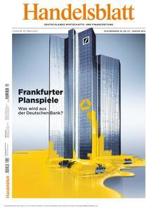 Handelsblatt - 25. Januar 2019