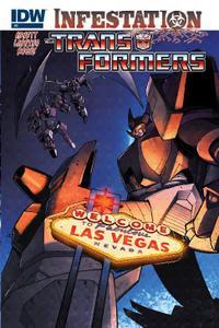 IDW-Transformers Infestation No 02 2011 Hybrid Comic eBook