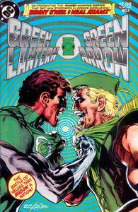 Green Lantern  Green Arrow 01