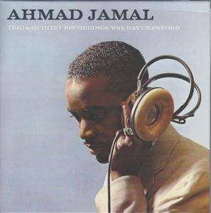 Ahmad Jamal - Trio and Quintet Recordings With Ray Crawford (2016) {2CD  Él-Cherry Red rec 1955-61}