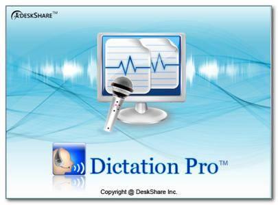 DeskShare Dictation Pro 1.08