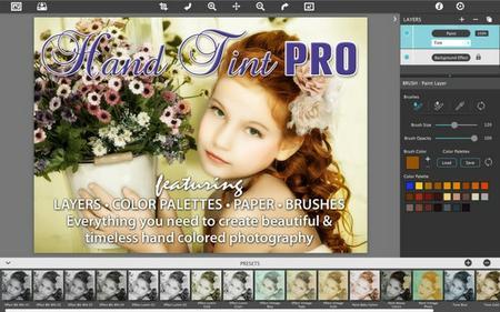 JixiPix Software Hand Tint Pro 1.0.3 (Win) / 1.0.2 (Mac)