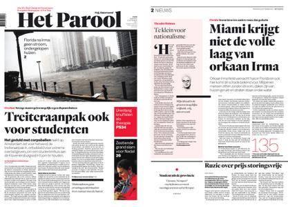 Het Parool – 11 september 2017
