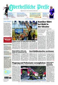 Oberhessische Presse Marburg/Ostkreis - 01. April 2019