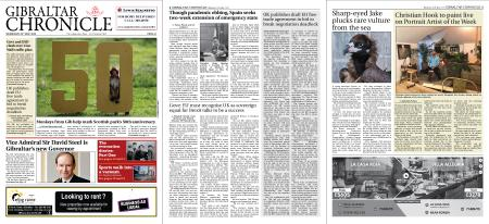 Gibraltar Chronicle – 20 May 2020