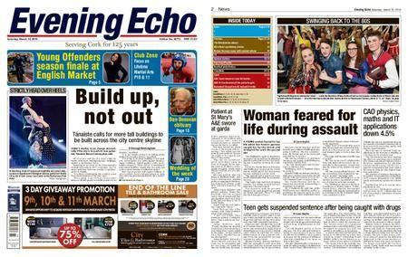 Evening Echo – March 10, 2018