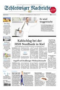 Schleswiger Nachrichten - 12. Dezember 2018