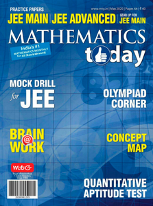 Mathematics Today - May 2020