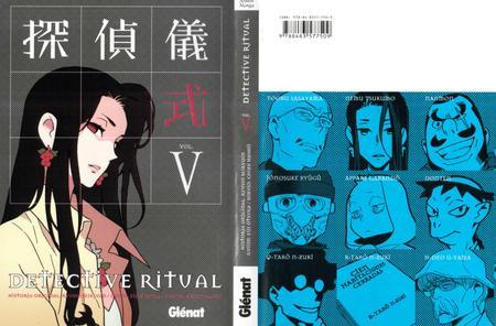 Detective Ritual Tomos 3-6 de 6
