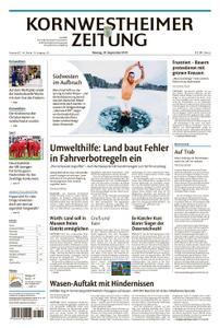 Kornwestheimer Zeitung - 30. September 2019