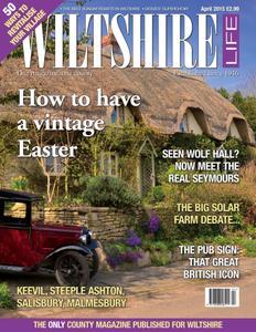 Wiltshire Life - April 2015