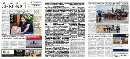 Gibraltar Chronicle – 19 May 2021