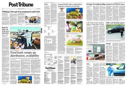 Post-Tribune – April 09, 2020