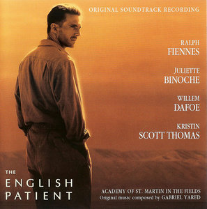 Gabriel Yared & VA - The English Patient: Original Soundtrack Recording (1996) [Re-Up]
