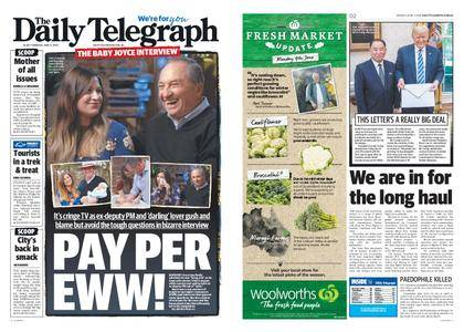 The Daily Telegraph (Sydney) – June 04, 2018