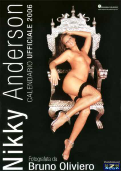 Nikki Andersen 2006 Calendar