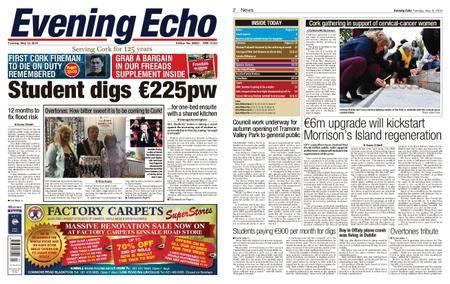Evening Echo – May 15, 2018