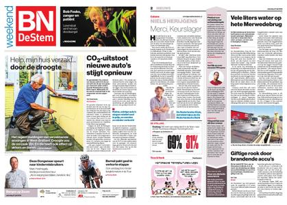 BN DeStem - Bergen op Zoom – 27 juli 2019