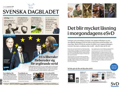 Svenska Dagbladet – 05 januari 2019