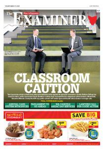 The Examiner - March 17, 2020