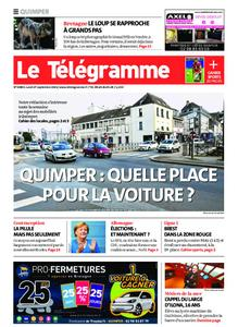 Le Télégramme Quimper – 27 septembre 2021