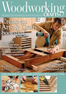 Woodworking Crafts - Issue 35 - January 2018