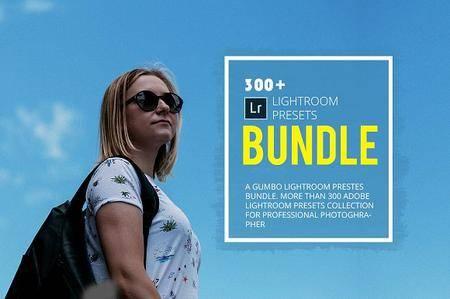 CreativeMarket - 300+ Lightroom Presets Bundle