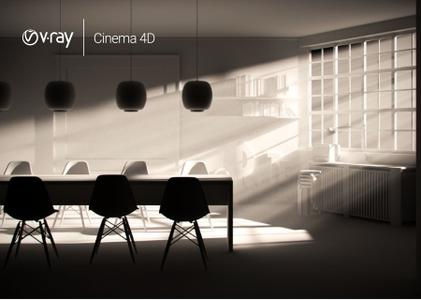 Chaos Group V-Ray Adv 3.70.02 for Maxon Cinema 4D