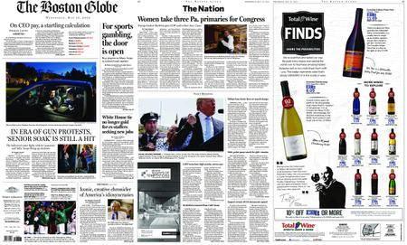The Boston Globe – May 16, 2018