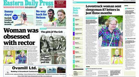 Eastern Daily Press – September 15, 2018