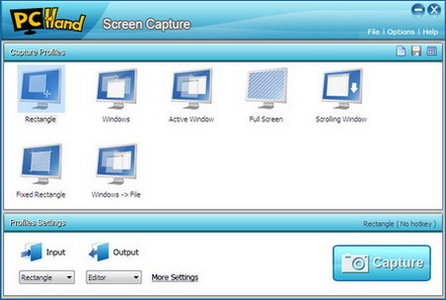 PCHand Screen Capture 1.8.0.2 Portable