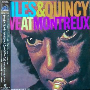 Miles Davis & Quincy Jones - Miles & Quincy Live at Montreux (1993) {Japanese Edition} [Vinyl 24-96]
