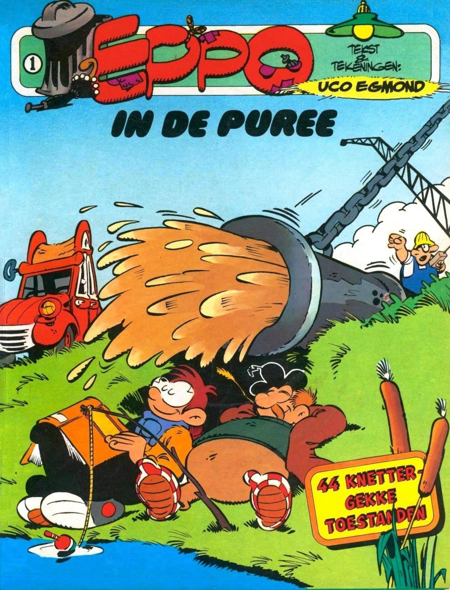 Eppo - 01 - In De Puree