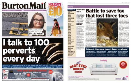 Burton Mail – January 10, 2020