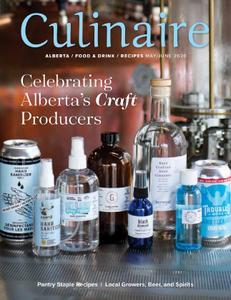Culinaire Magazine - May-June 2020
