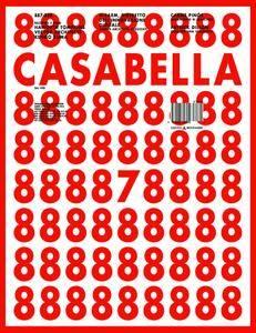 Casabella - luglio 2018