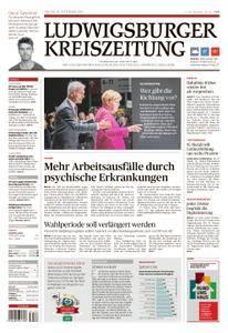Ludwigsburger Kreiszeitung - 15. September 2017