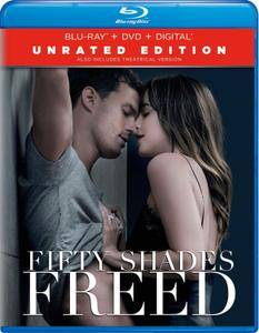 Fifty Shades Freed (2018) [UNRATED]