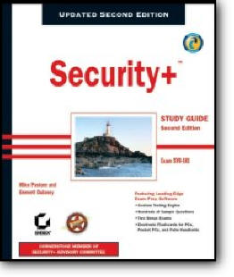 Mike Pastore, et al, «Security+ Study Guide, (SYO-101)» (2nd Edition)
