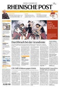 Rheinische Post – 11. November 2019