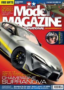 Tamiya Model Magazine - Issue 294 - April 2020