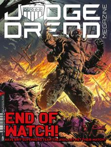 Judge Dredd Megazine 421 (2020) (Digital) (DR & Quinch-Empire