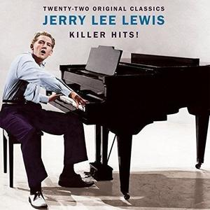 Jerry Lee Lewis - Twenty-Two Originals Classics Killer Hits! (1995/2018)