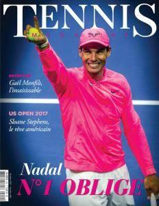 Tennis Magazine - Octobre 2017