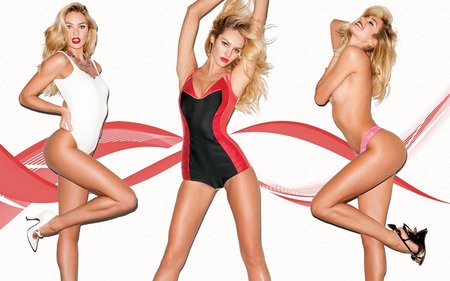Candice Swanepoel In Covergirl Magazine January Hol Xopenload 1