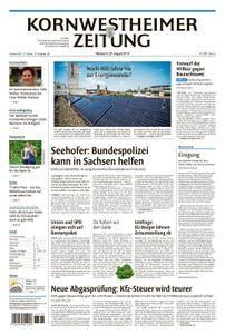 Kornwestheimer Zeitung - 29. August 2018