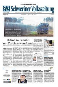Schweriner Volkszeitung Hagenower Kreisblatt - 04. Juli 2019