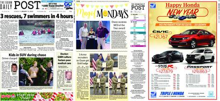 The Guam Daily Post – January 13, 2020